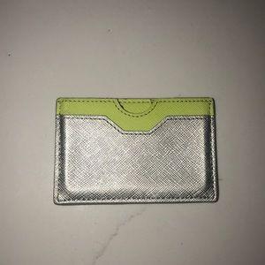 J crew card wallet